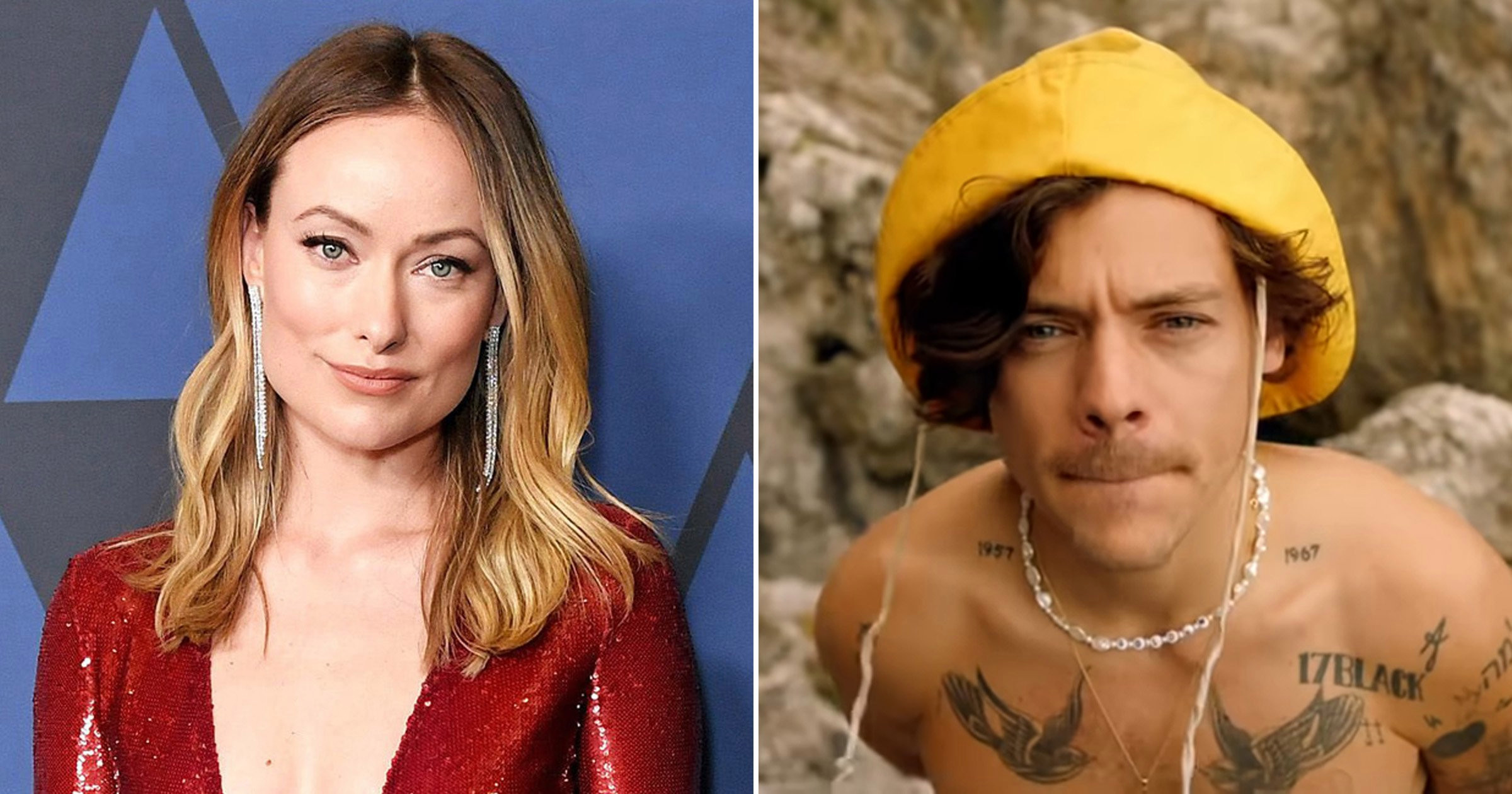 Olivia Wilde praises Harry Styles' 'humility and grace' as Don't Worry Darling wraps: 'Blew us away'