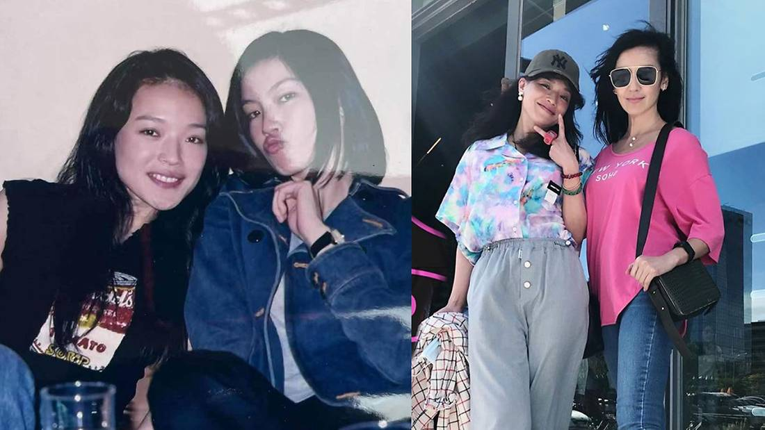 """Shu Qi Posted The Sweetest Valentine's Day Tribute To Her """"Wife"""" Kelly Lin"""