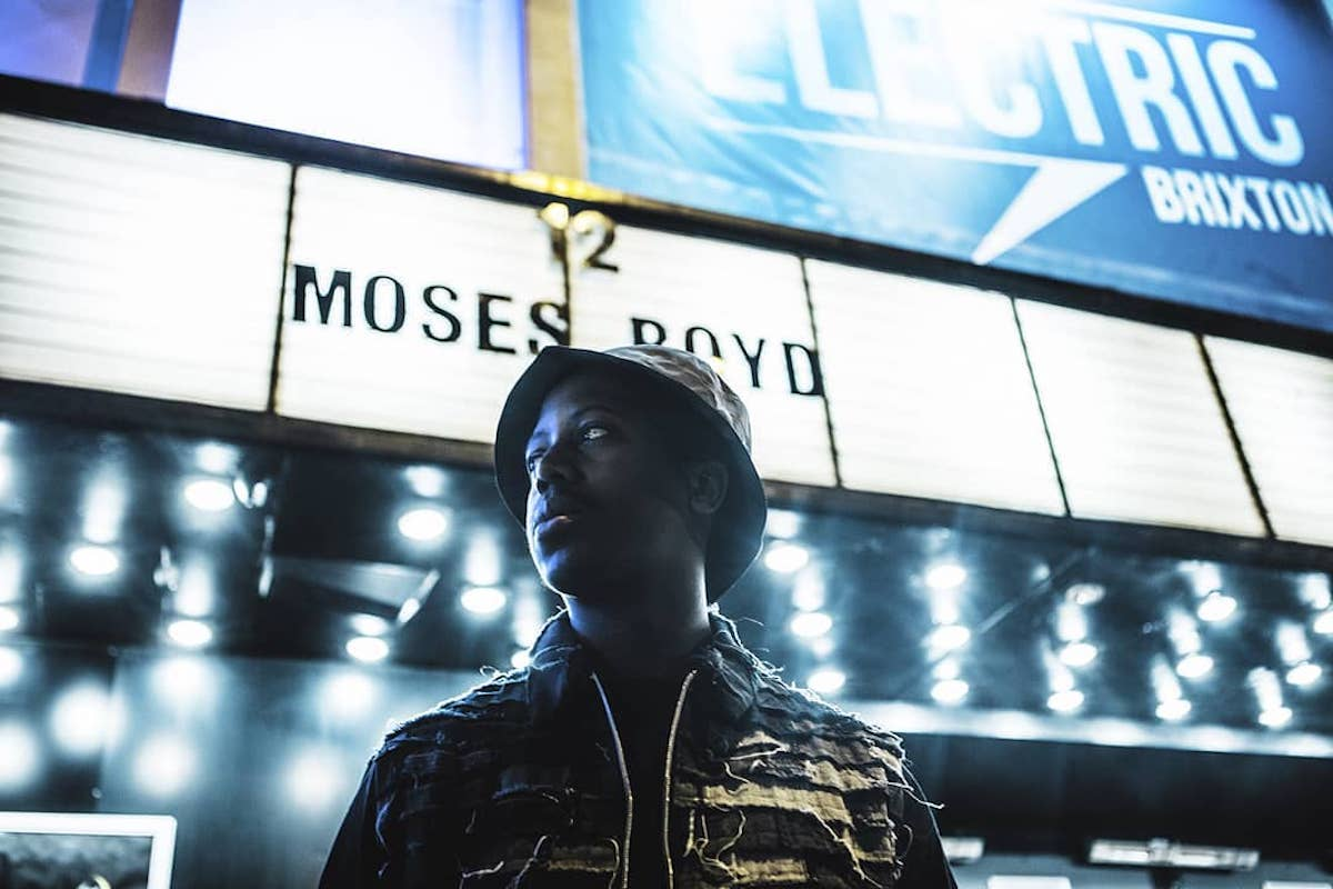 """Moses Boyd Calls On Katy B To Take """"2 Far Gone"""" To The Dancefloor With New Remix"""