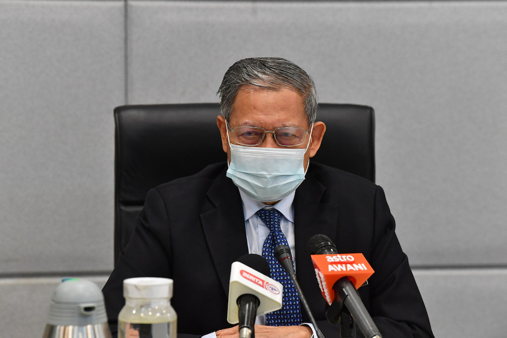 Govt receives allocation requests for RM900b under 12MP, says Tok Pa