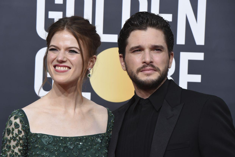 'Game Of Thrones' stars Kit Harington, Rose Leslie welcome baby boy
