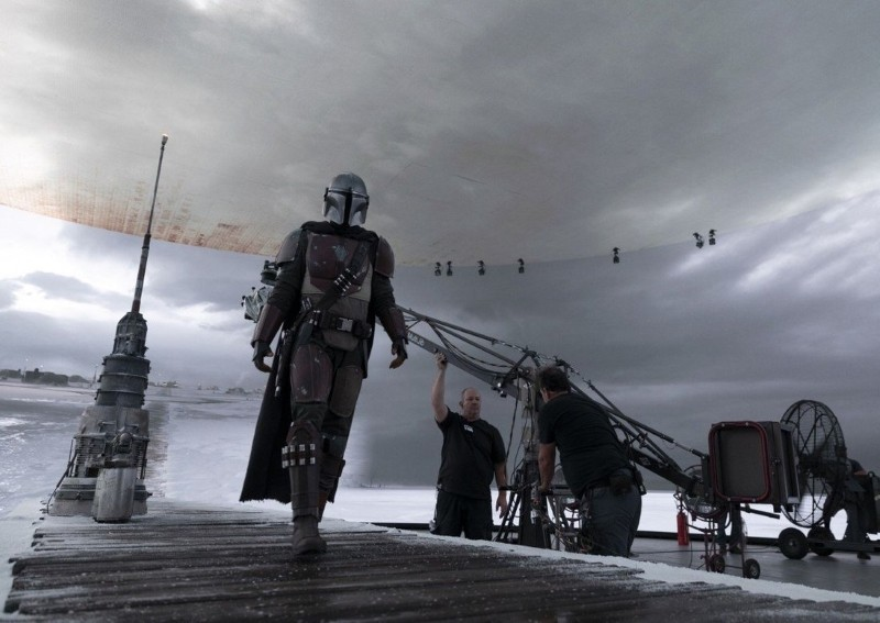 China eyes 'virtual production' technique used in The Mandalorian to help local film industry catch up to Hollywood in visual effects
