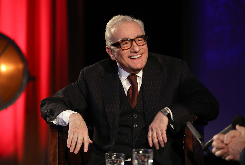 Martin Scorsese warns that cinema is being devalued as 'content' as he critiques streaming services