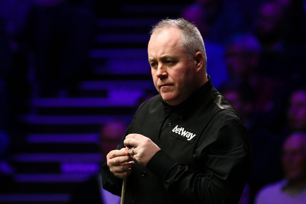 John Higgins makes 147 break in opening frame at British Open