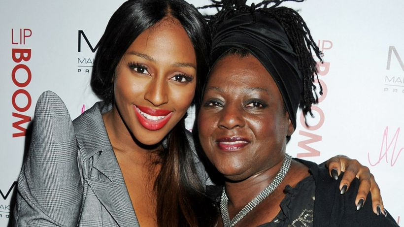 Alexandra Burke on her 'regret' at staying on tour after mum's stroke