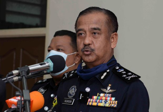 Over 9,000 people arrested, RM168mil worth of drugs seized in police ops nationwide