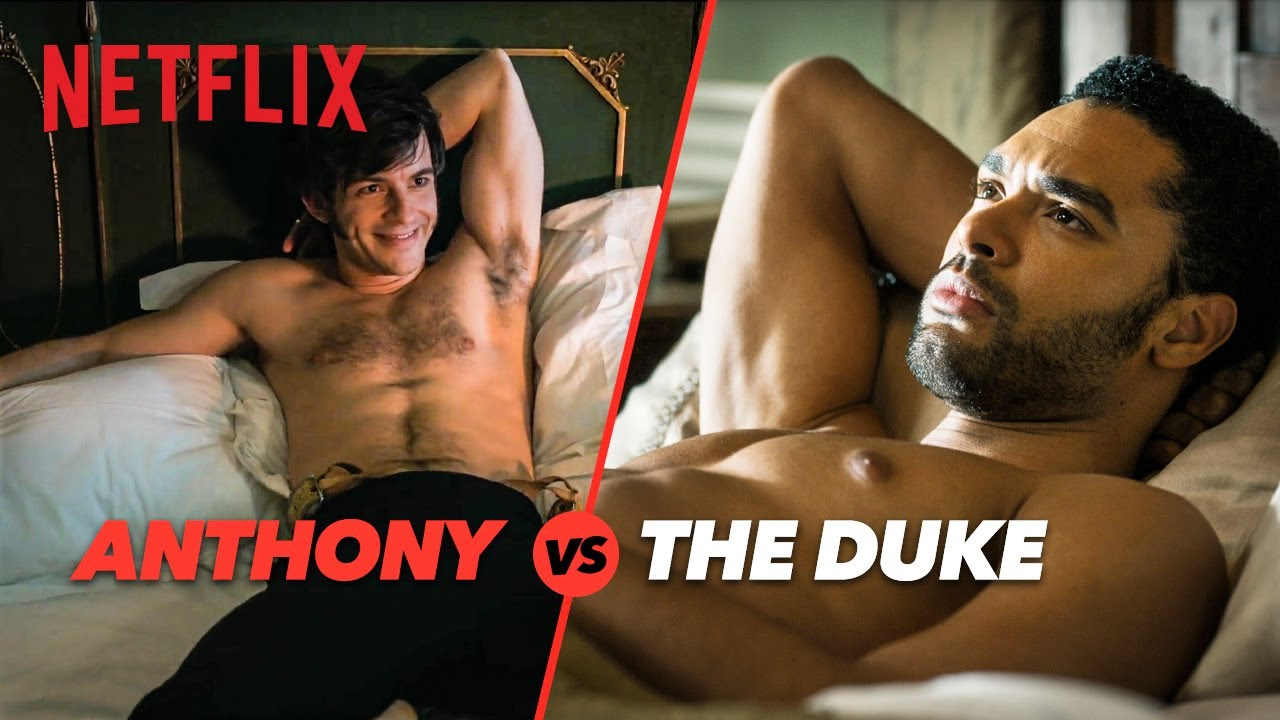 Battle of the Boyfriends: Bridgerton   Netflix