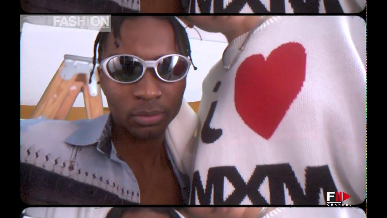 MERCY X MANKIND FW 2021 NYFW - Fashion Channel