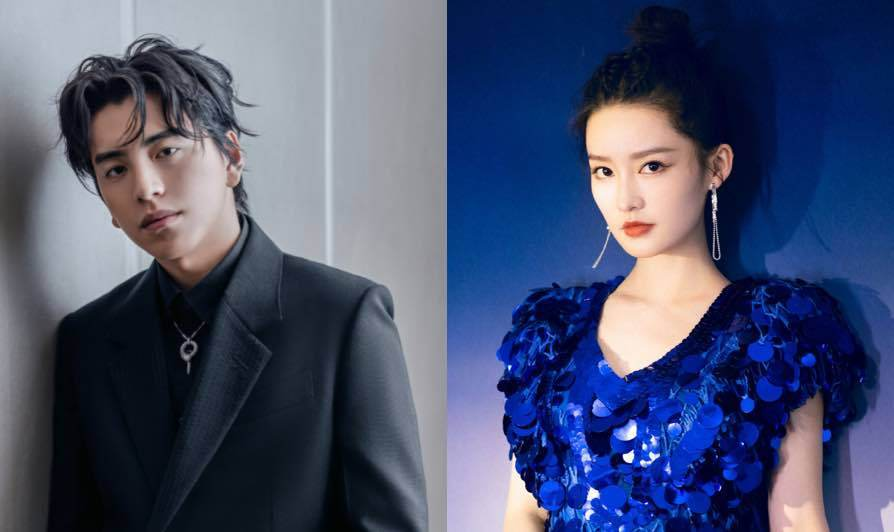 "Talu Wang and Li Qin Address Backlash Over Their Back Hug in ""Happy Camp"" Skit"