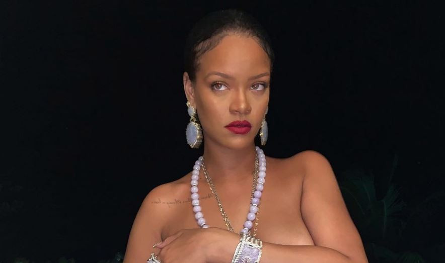 Rihanna comes under fire after wearing Ganesha pendant in topless photo: 'Stop sexualizing people's religion for clout'