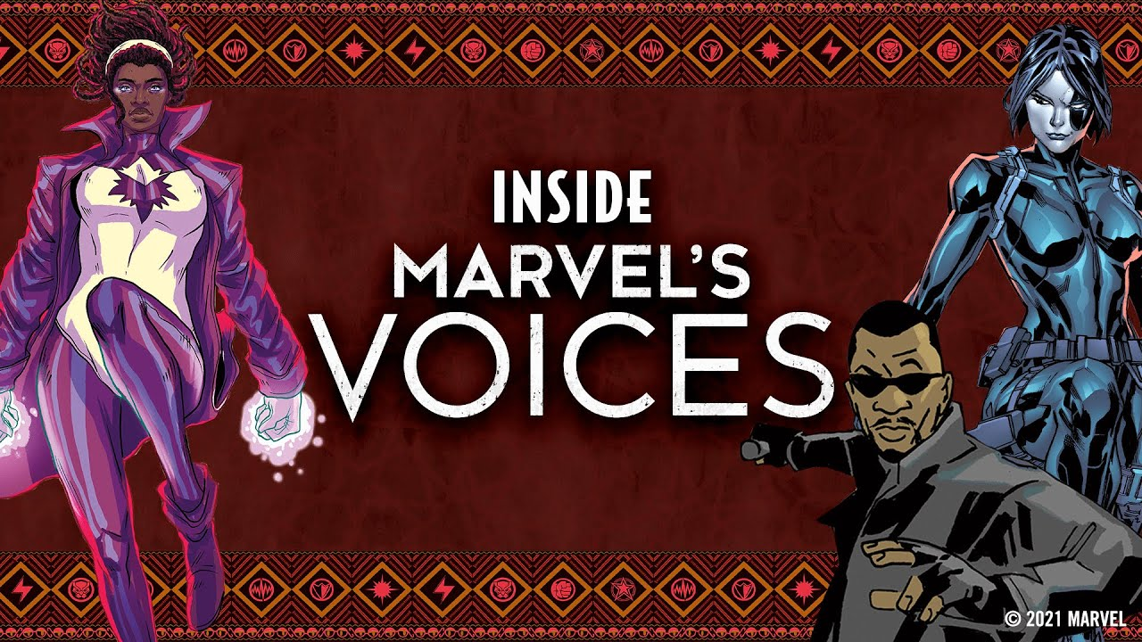 Inside Marvel's Voices: Legacy #1