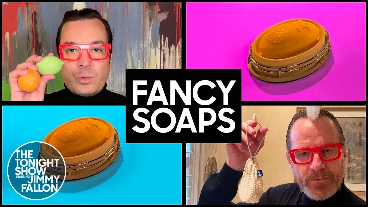 """Fancy Soaps"" with Bryan Cranston"