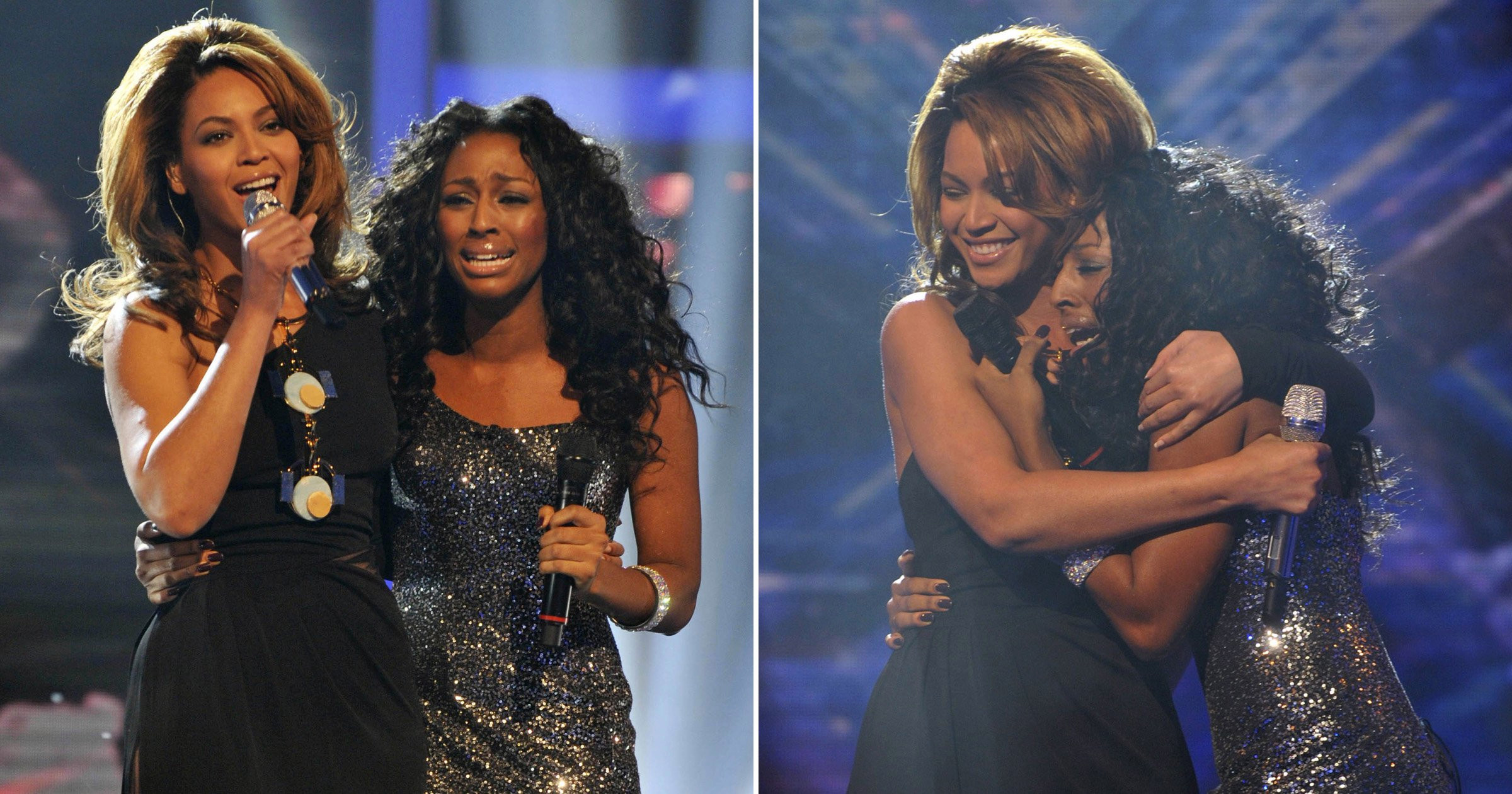 Alexandra Burke still in touch with 'humble' Beyonce after X Factor duet and reveals epic shock reunion: 'I got so flustered'