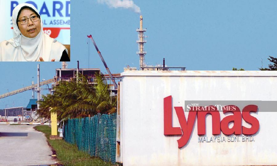 Kuantan MP says public consultation on Lynas PDF site 'illegal'