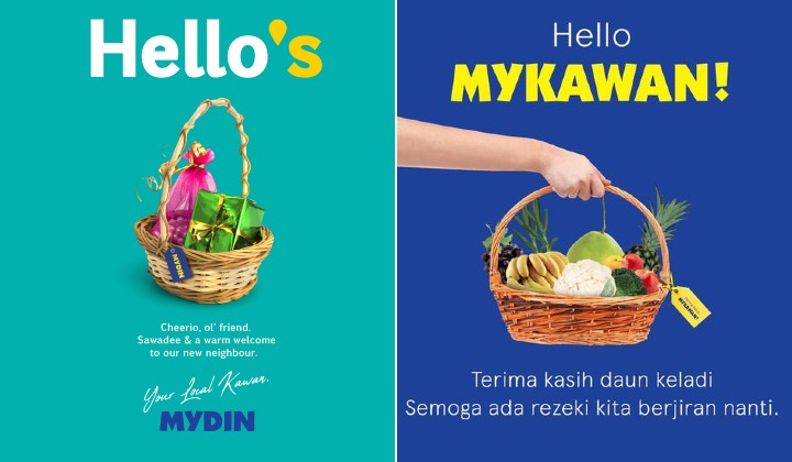 Hypermarket Chains Getting Friendly On Social Media As MYDIN Says Goodbye To Tesco, Hello To Lotus's
