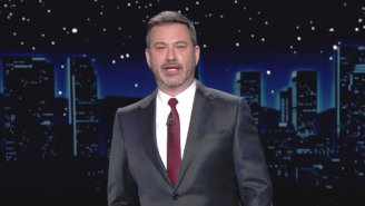 Jimmy Kimmel Mocked How Trump Used Rush Limbaugh's Death To Whine About The Election On Fox News