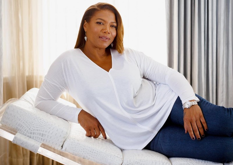 Queen Latifah says parents made her 'strong' by raising her without gender constraints