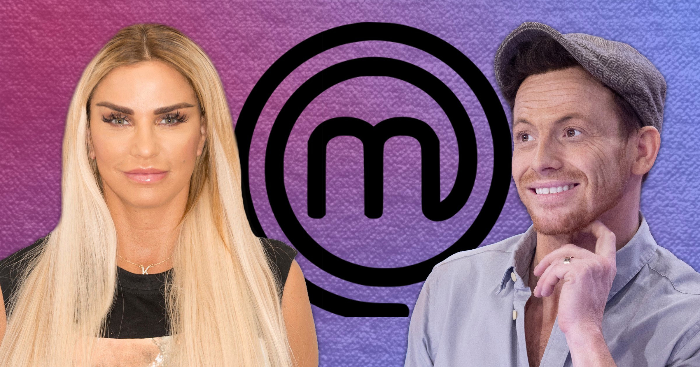 Joe Swash joins Katie Price as he 'signs' up for Celebrity Masterchef