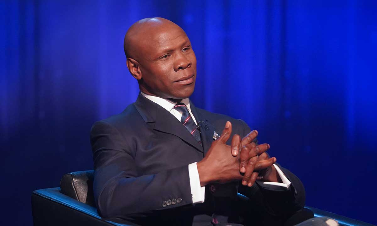 Inside former boxer Chris Eubank's three marriages