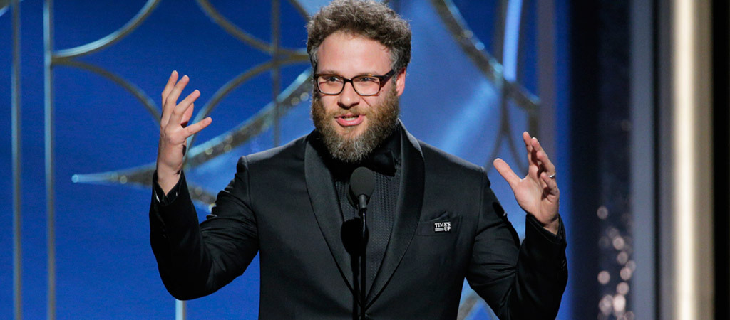 Seth Rogen Couldn't Resist Dunking Emphatically On Ted Cruz For Abandoning Freezing, Powerless Texas To Flee To Sunny Cancun