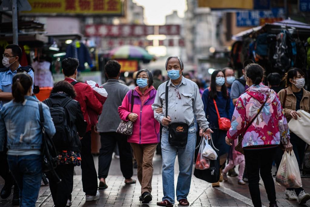 【冠状病毒19】香港新增22起病例 19起为本土病例