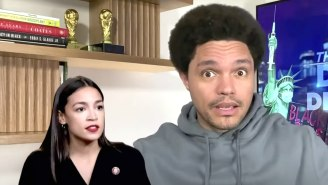 'The Daily Show' Has Found A Solution For Texas' Energy Problems That Involves AOC And 'Conservative Anger'