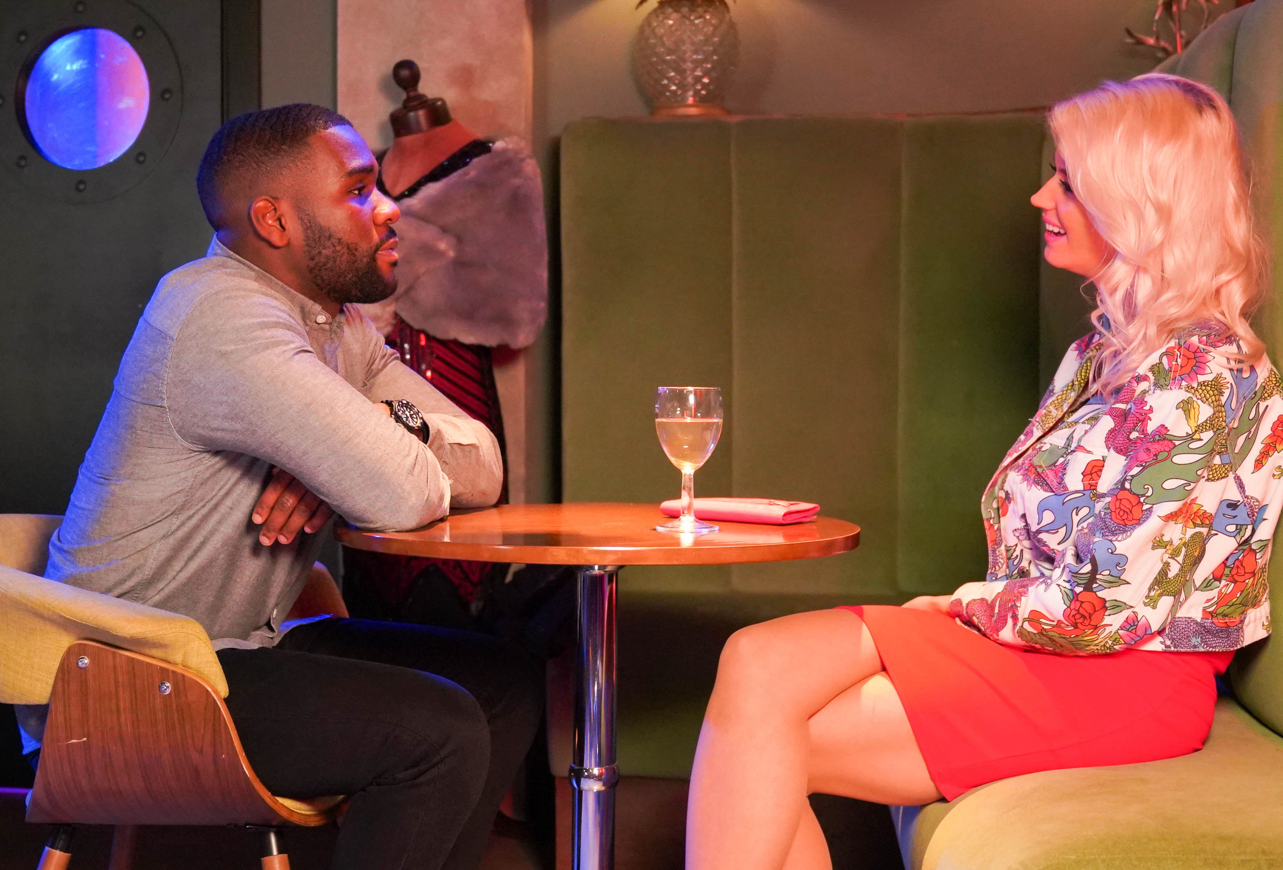 EastEnders spoilers: Stevie Basula reveals Isaac Baptiste's rage as Sheree issues Lola Pearce with a big warning