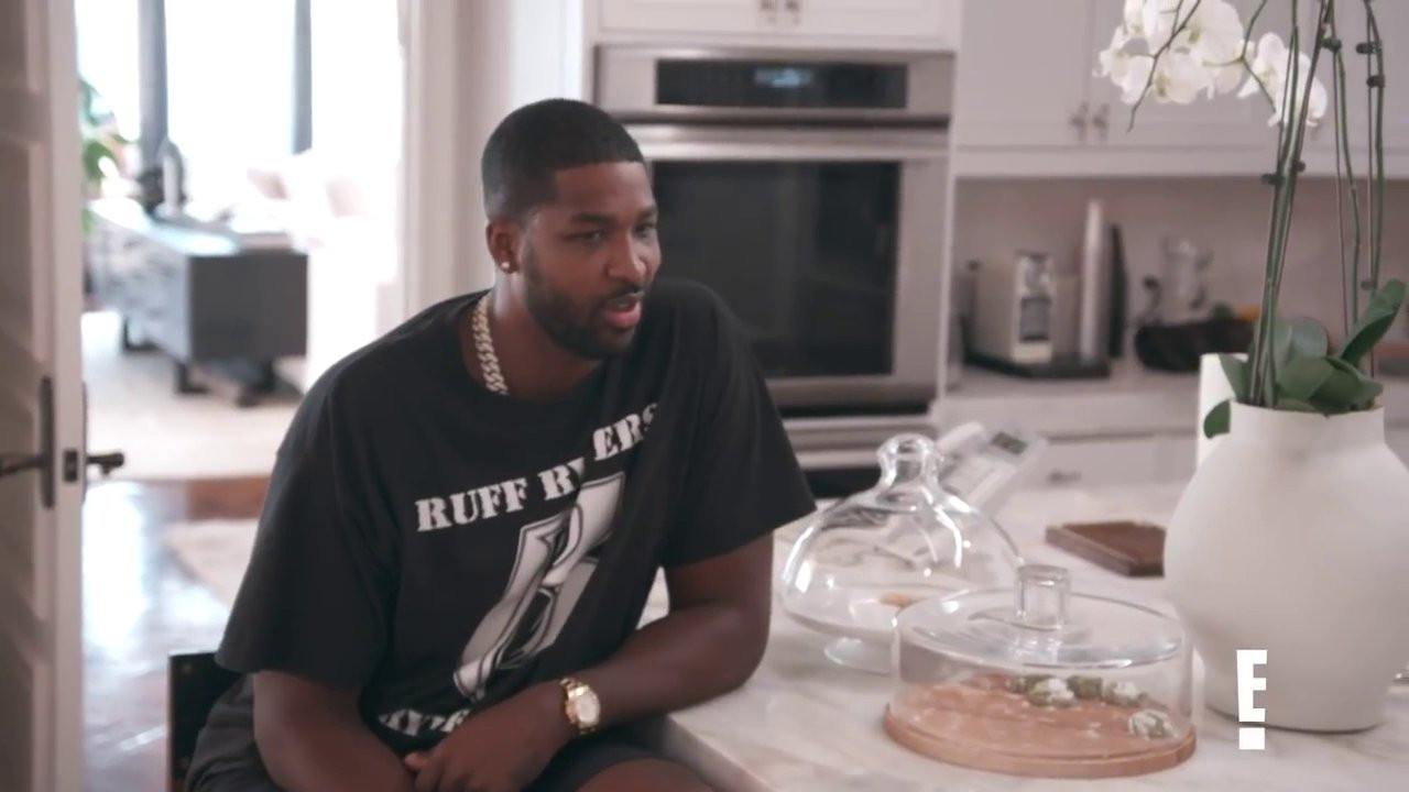 Tristan Thompson turns to Kim Kardashian for advice about his relationship with Khloe on KUWTK
