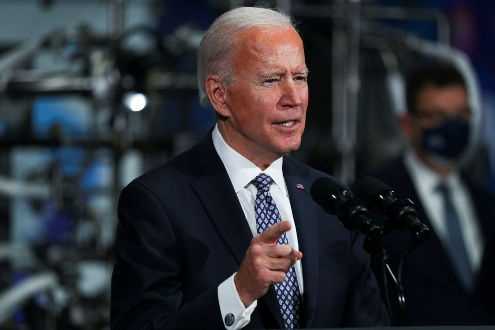 Biden stresses diversity in first judicial nominations