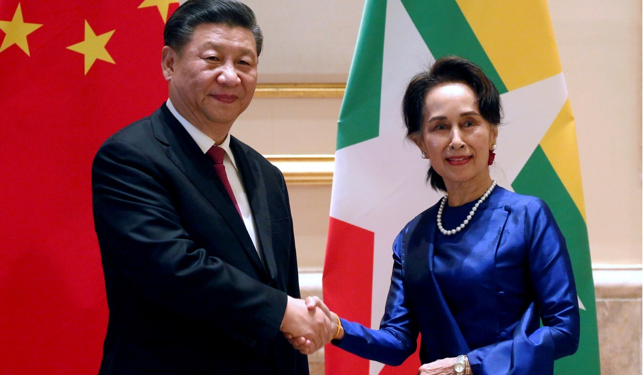 The ethnic Chinese caught in Myanmar's political turmoil