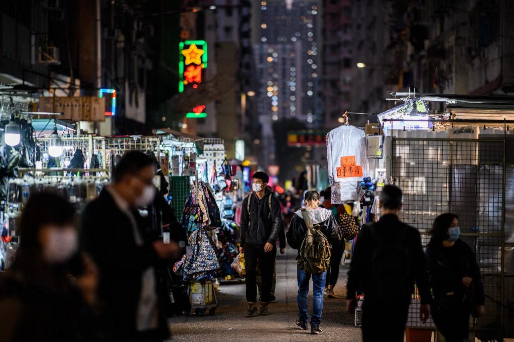 【冠状病毒19】香港新增21起确诊病例 13起属输入型病例