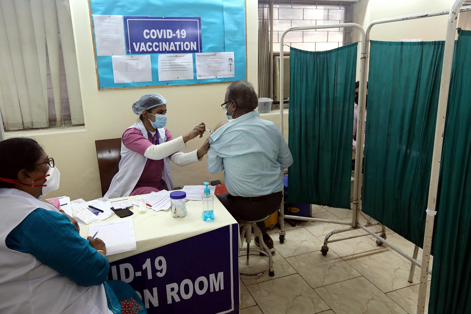 India crosses 10m vaccinations, prepares to expand programme to those above 50