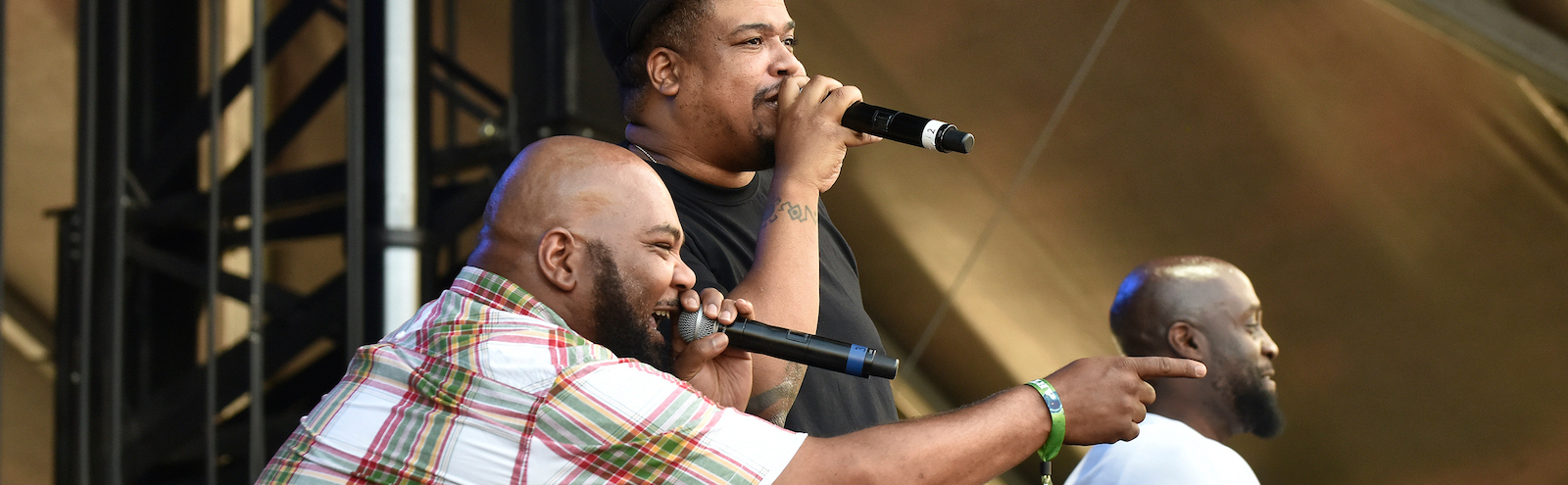 De La Soul Appeared On 'Teen Titans Go!' To Fight An Animated Octopus Trying To Steal Their Music