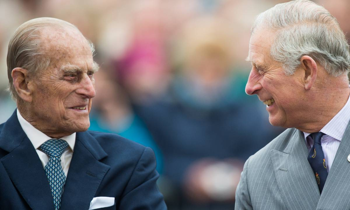 Reason why Prince Charles went to visit Prince Philip in hospital over the weekend