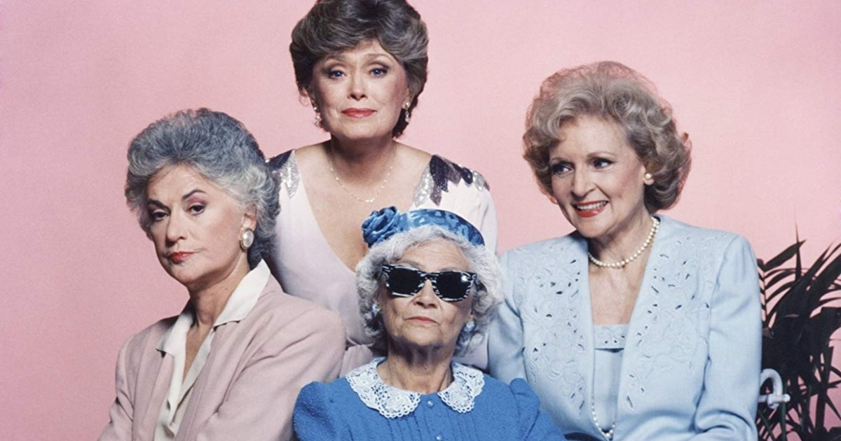 The Golden Girls Are Coming To Disney+ This Summer And YES, We Need This