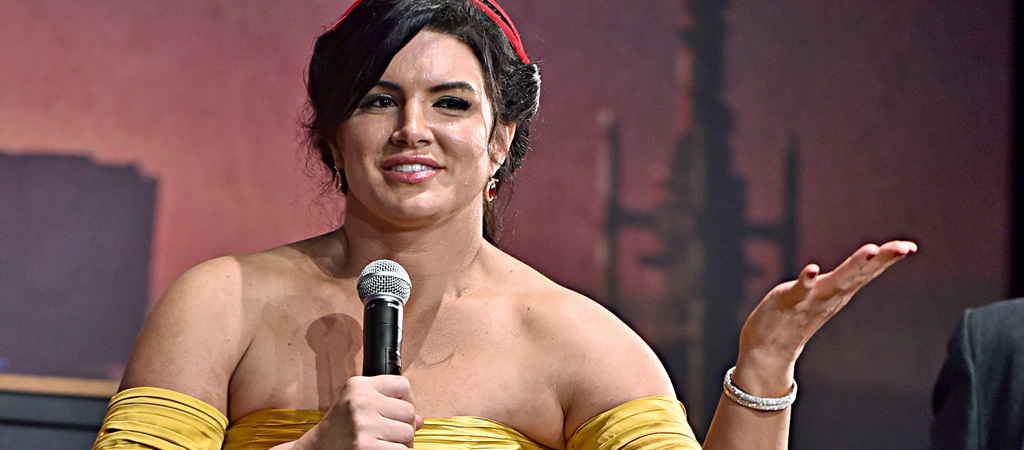 Gina Carano Claims Disney 'Bulled' Her For Her Posts And Found Out She Was Fired From 'The Mandalorian' On Twitter