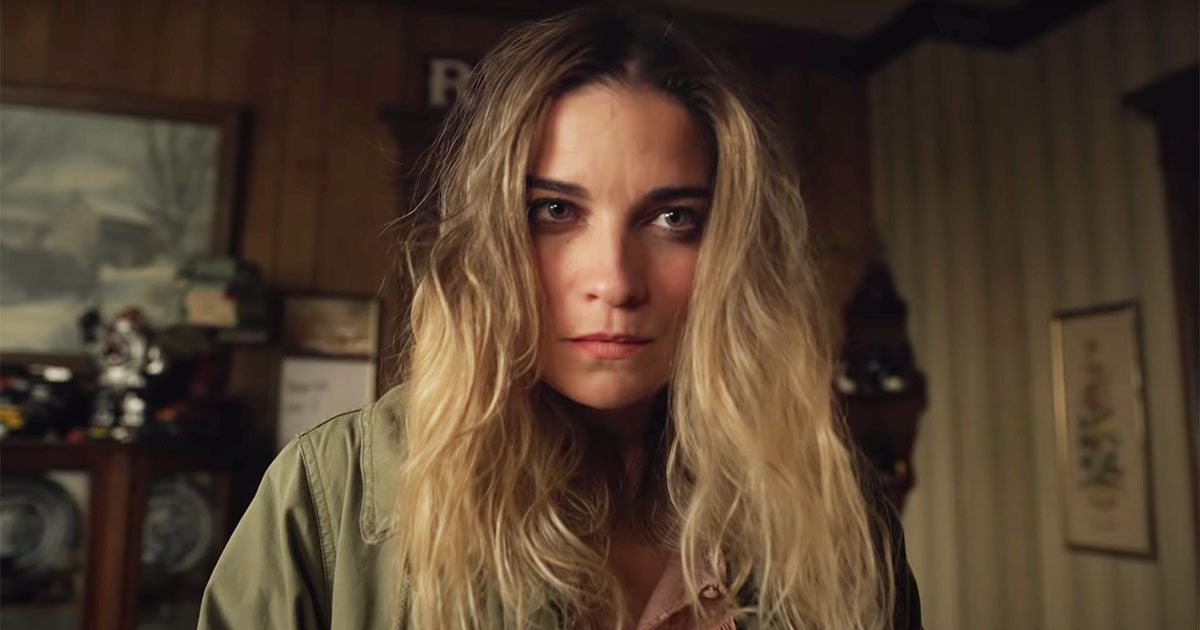Watch Annie Murphy Give Family Sitcoms A Dark Twist in 'Kevin Can F**k Himself'