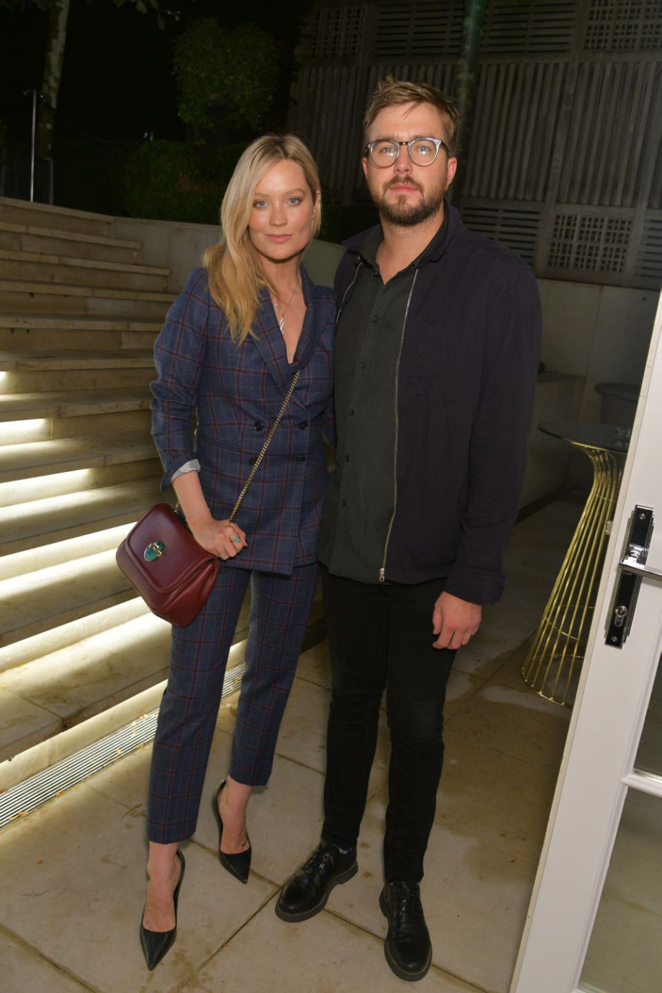 Laura Whitmore reveals why she loved marrying husband Iain Stirling in secret