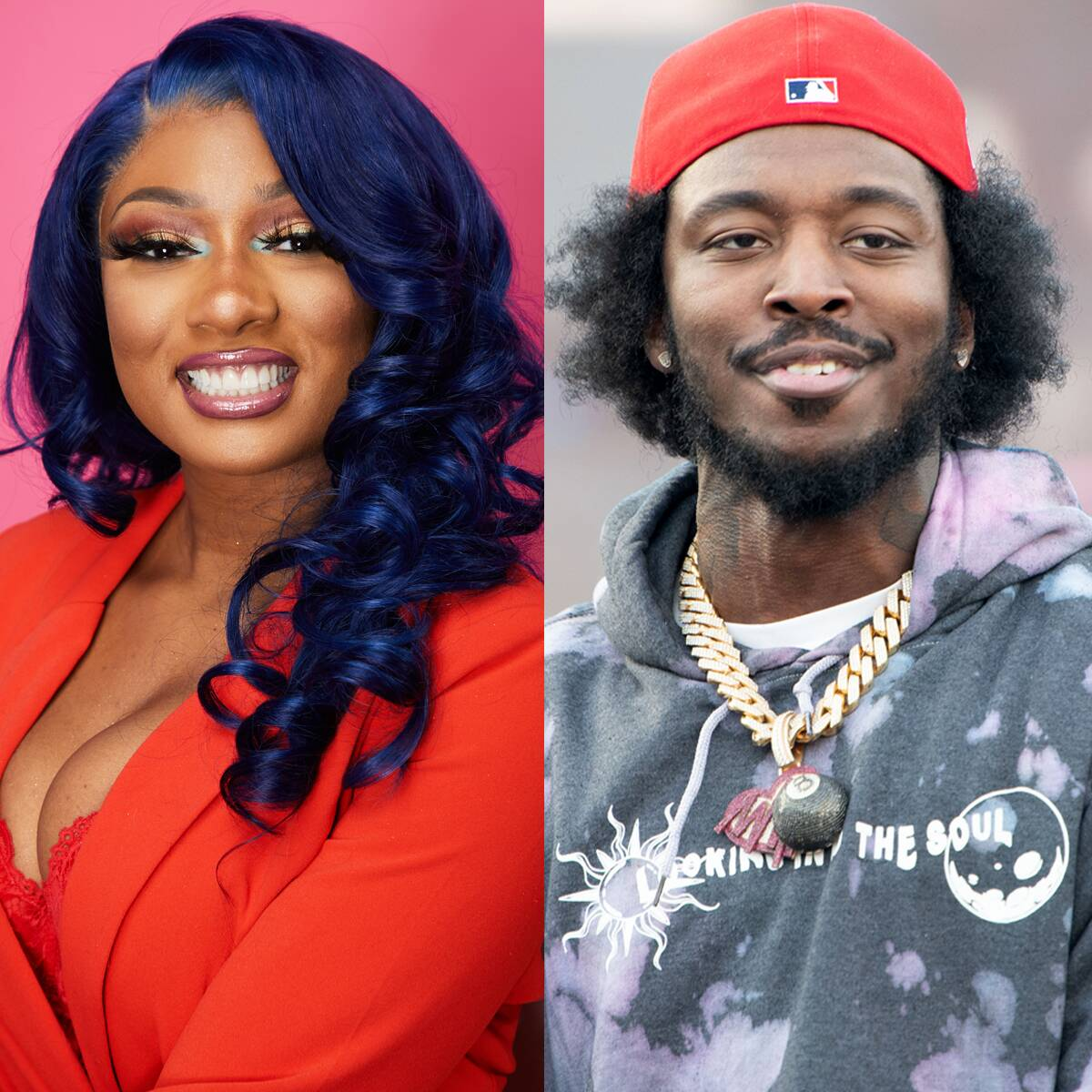 Megan Thee Stallion Confirms She's Dating Rapper Pardison Fontaine