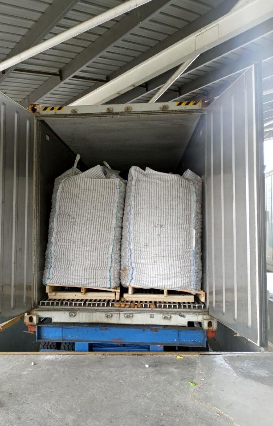 截查走私货柜 充公12万6400公斤德国马铃薯