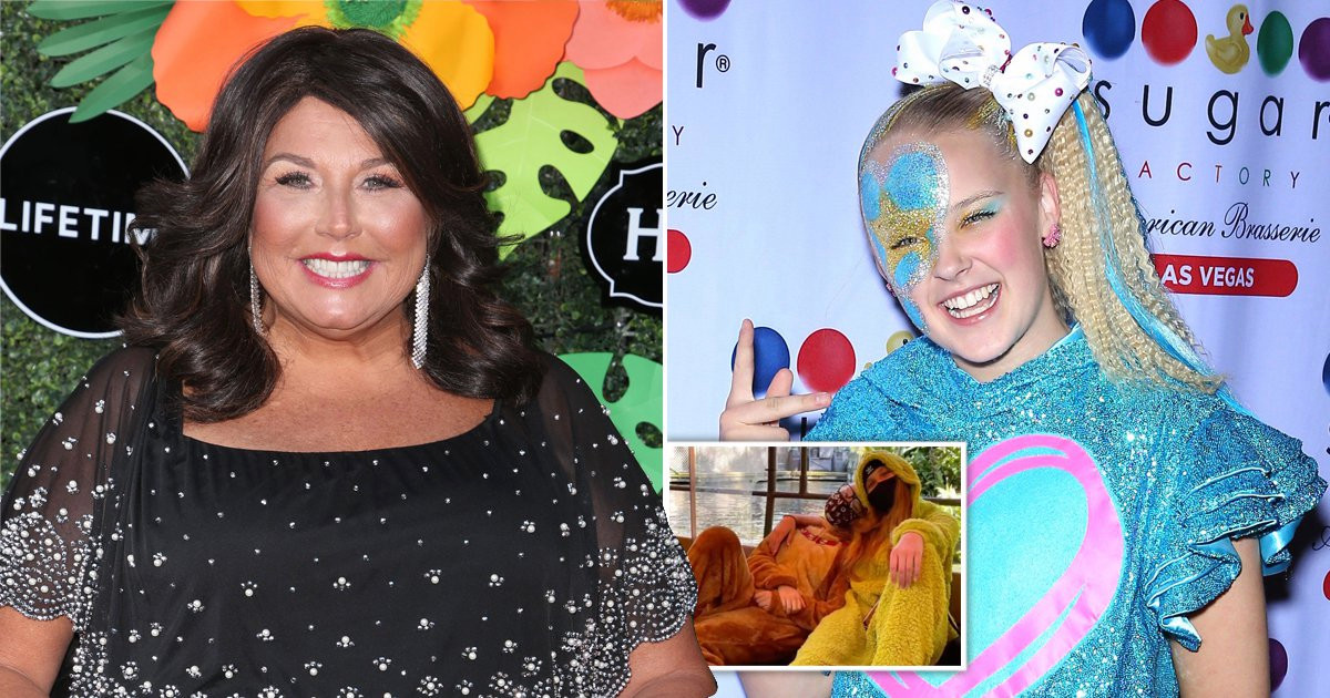 JoJo Siwa supported by 'proud' Abby Lee Miller after coming out as YouTuber celebrates girlfriend's birthday