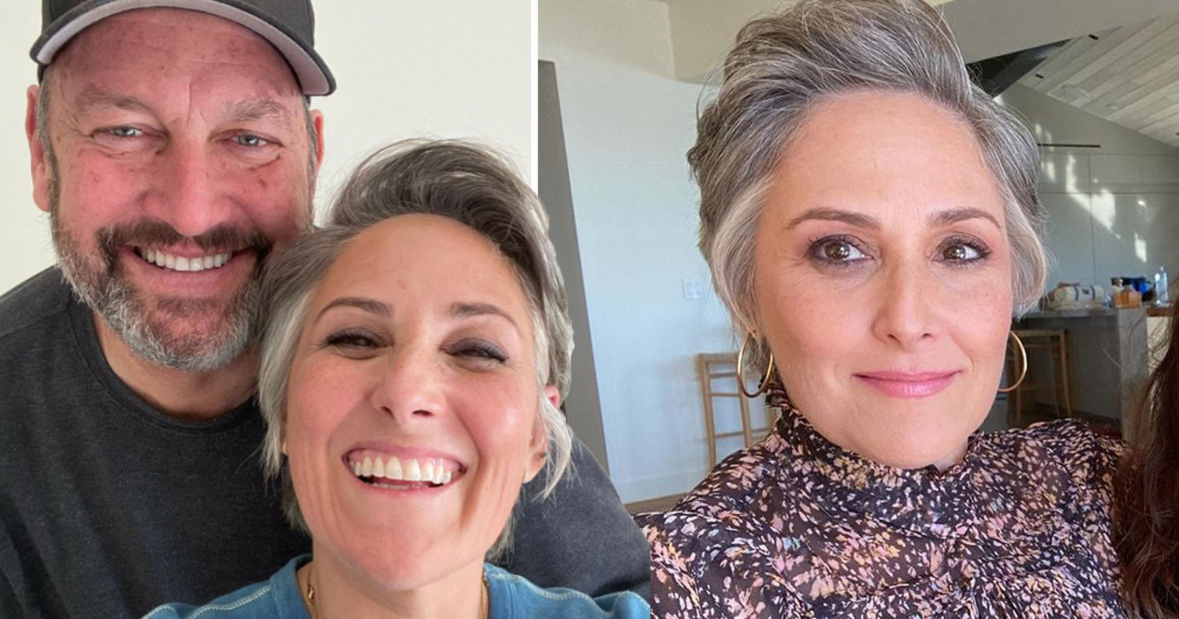 Ricki Lake confirms engagement to boyfriend Ross Burningham after year of dating: 'He is my person'