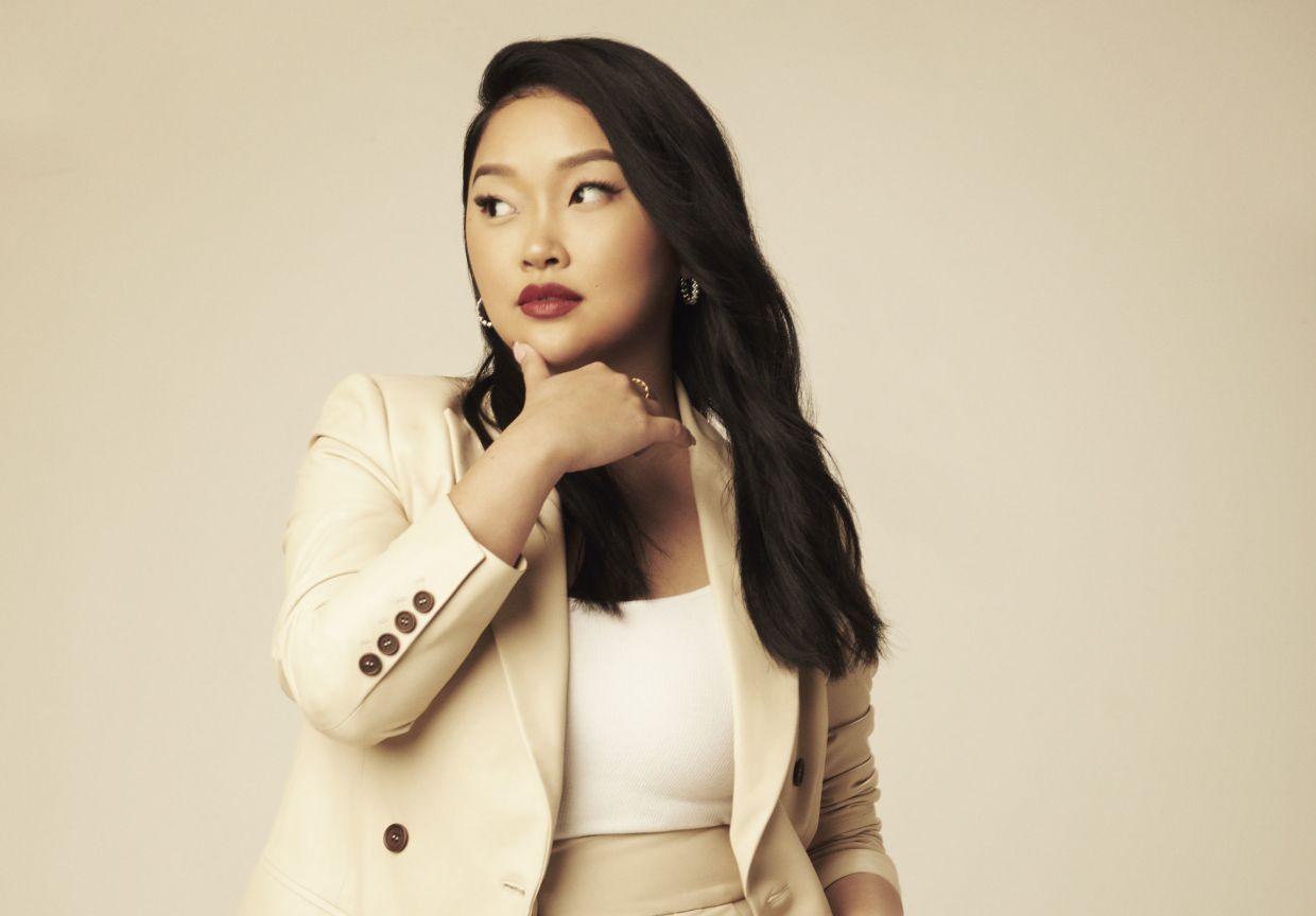 EXCLUSIVE: Actress Lana Condor on visiting the orphanage she was adopted from
