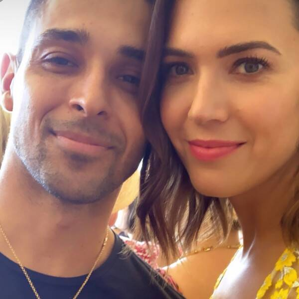 Pregnant Mandy Moore Sends Ex Wilmer Valderrama a Sweet Message After the Birth of His Baby