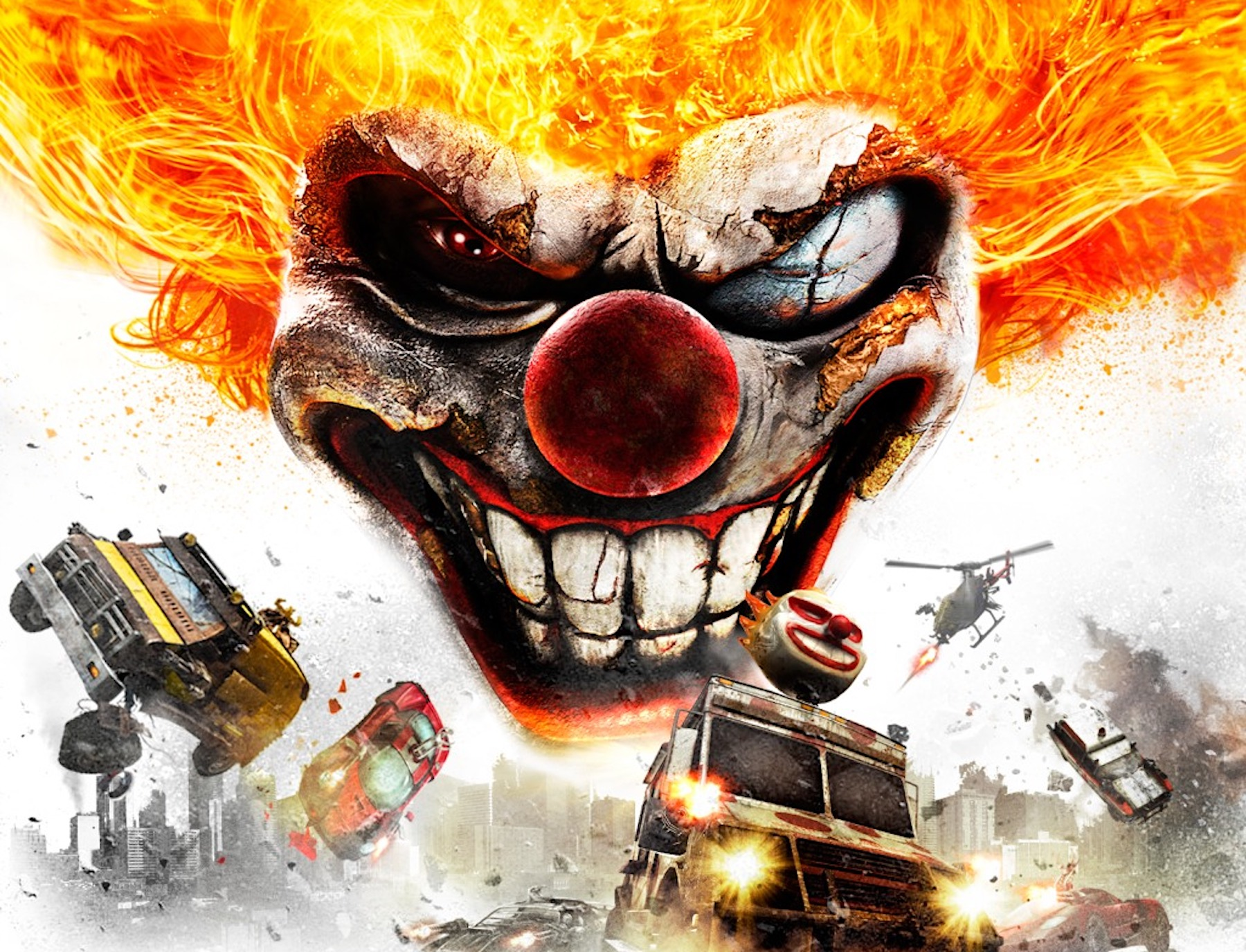 Deadpool writers land Twisted Metal TV series, obviously