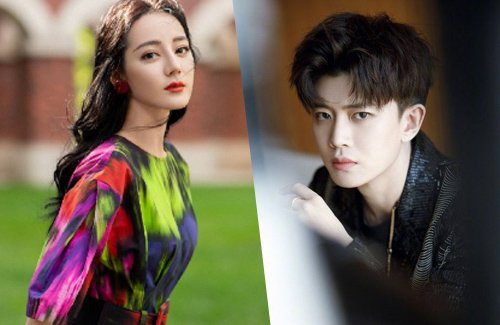 """Dilraba Dilmurat in a Demon-Master Romance with Ren Jialun for """"The Blue Whisper"""""""