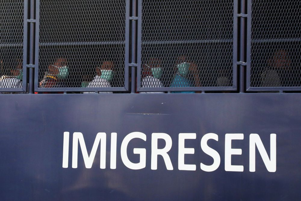 Malaysia to deport thousands of undocumented Indonesian migrants, says govt official