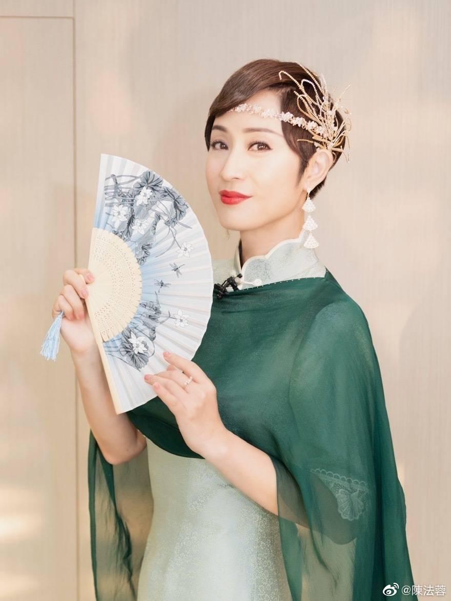 Hongkong Actress Monica Chan, 54, Says She Still Accepts Ang Pows 'Cos She's Not Married