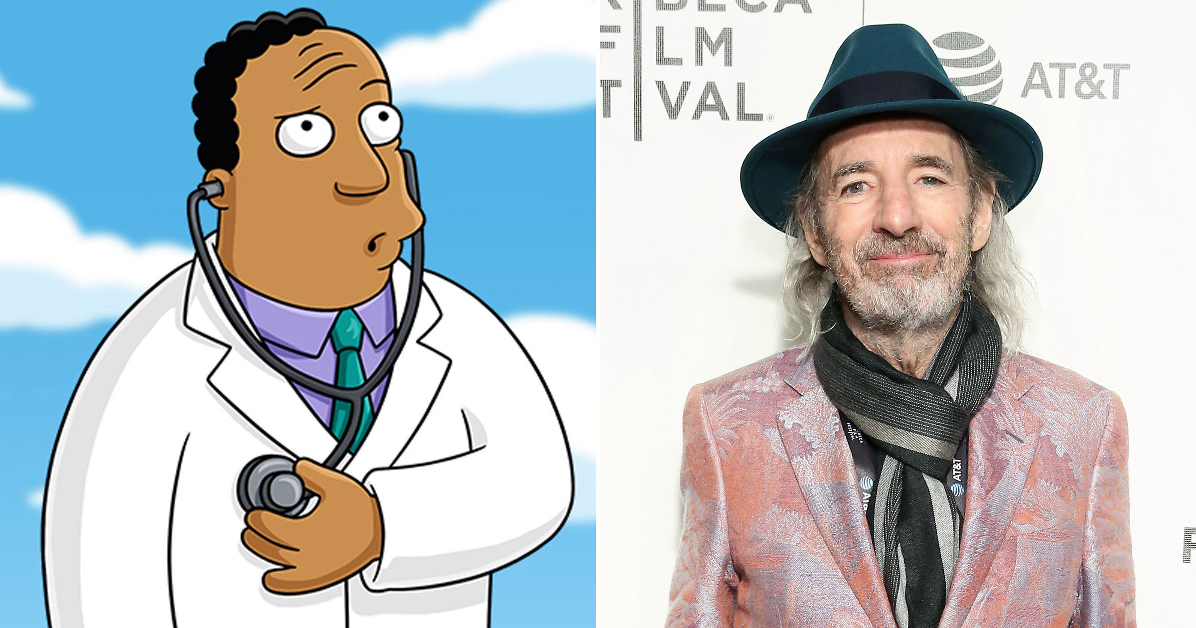 The Simpsons' black character Dr. Hibbert will no longer be voiced by white actor Harry Shearer