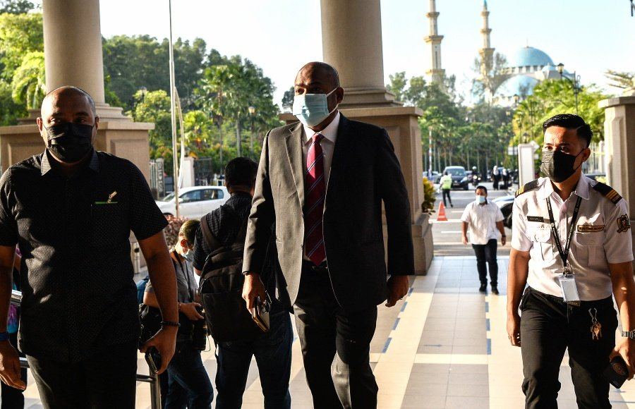 Lawyer says prosecution against Baling MP done in bad faith